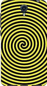 ECO SHOPEE PRINTED BACK COVER FOR Micromax Canvas Xpress 2 E313 ARTICLE-23780