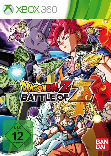 Dragon Ball Z: Battle of Z D1 Edition (Dragon Ball Z-spiel Für Xbox)