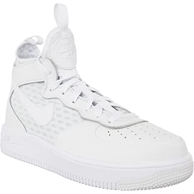 02a72728a7346 Nike Women's Trainers white Weiß: Amazon.co.uk: Shoes & Bags