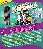 Coffret Karaoké 4DVD + Micro: Années 80 (vol 7 + vol 8 + vol 9 + vol 10)