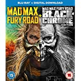 Mad Max: Fury Road Black & Chrome [Blu-ray] [2017] UK-Import, Sprache-Englisch