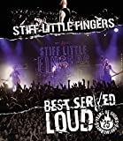 Stiff Little Fingers: Best Served Loud - Live At Barrowlands [Blu-ray]