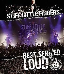 Stiff Little Fingers - Best served Loud - Live at Barrowland [Blu-ray]