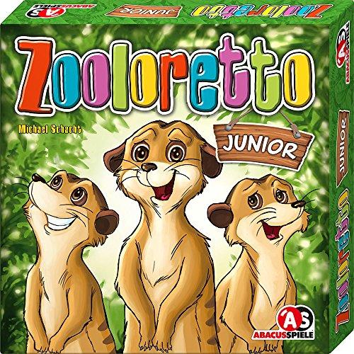 (ABACUSSPIELE 04101 - Zooloretto Junior, Kinderspiel)