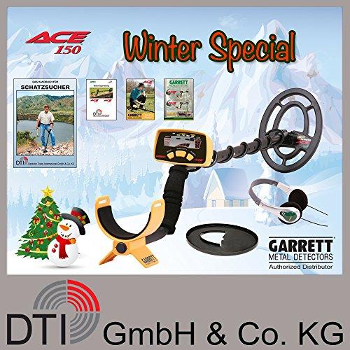 Metalldetektor ACE 150 Special - Garrett Metal Ace Detector
