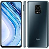 "Xiaomi Redmi Note 9 Pro Smartphone - 6.67"" Dotdisplay 6Gb 128Gb 64Mp Ai Quad Camera 5020Mah (Typ) Nfc Grigio [Versione Global"