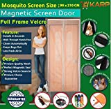 Karp Mosquito Door Net/Curtain,Magnetic ...