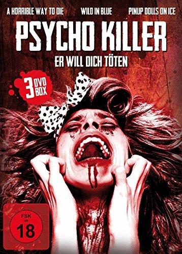 Psycho Killer - Er will dich töten [3 DVDs]