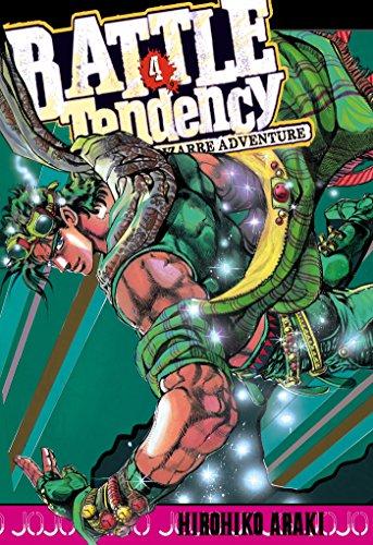 Jojo's bizarre adventure - Saison 2 - Battle Tendency Vol.4