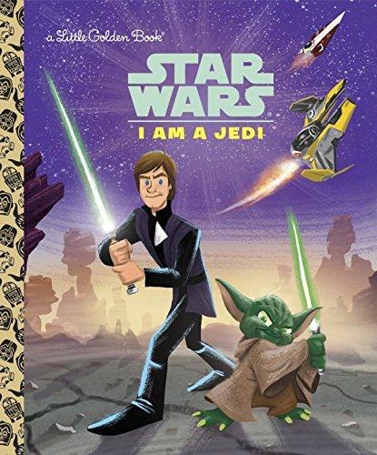 I Am a Jedi (Star Wars) (Little Golden Book) by Golden Books (2016-01-05)