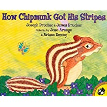 How Chipmunk Got His Stripes (Picture Puffin Books) by Joseph Bruchac (2003-04-14)