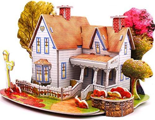 3D épais en mousse carton bricolage Puzzle Kit Kit Kit d'artisanat/Modèle de bâtiHommes t/Cadeau/Kit de modèle Pour les enfants #49 | Des Styles Différents  b27f87