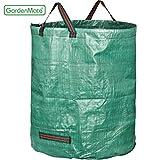 GardenMate® 1x Gartensack 272l aus robustem Polypropylen-Gewebe 150gsm