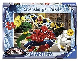Ultimate Spider-Man - Puzzle 24 Piezas (Ravensburger 05439 8)