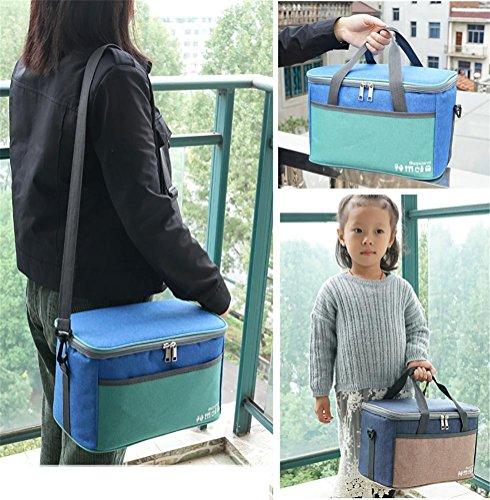 CAICUI Mittagessen Tasche - 3