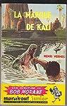 Bob Morane LA MARQUE DE KALI Type 1 1958 par Vernes