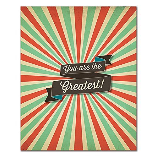 Fancy Pants Designs 2376 You are The Greatest Cardstock Print by Fancy Pants Designs - Fancy Pants Designs