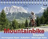 Mountainbike Touren Ammergauer Alpen - Außerfern - Mieminger Kette: Band 2