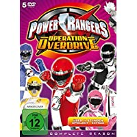 Power Rangers - Operation Overdrive: Complete Season