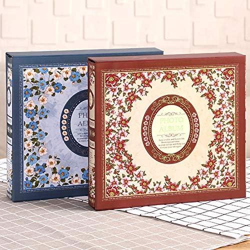 WILRND Home Questo Album interstiziale da da da 5 Pollici 600 7 Pollici di Grandi Dimensioni Famiglia Album di Foto di Album per Bambini (Coloree   rosso) | Sensazione Di Comfort  | Nuovo Arrivo  | Buon design  5a9d3c
