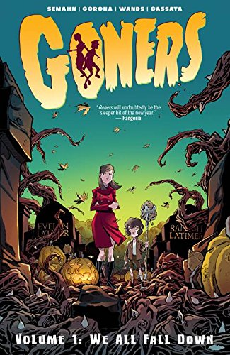 Goners Volume 1: We All Fall Down por Jacob Semahn