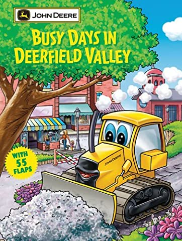 Busy Days In Deerfield Valley: With More