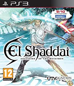 El Shaddai - Ascension of the Metatron (PS3): Amazon.co.uk