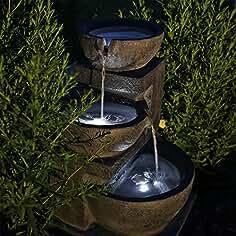 Amazon.es: Fuentes - Decoración de exterior: Jardín