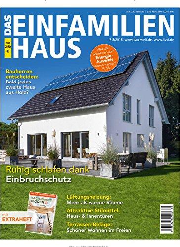 Das Einfamilienhaus [Jahresabo] (Architektur-post)