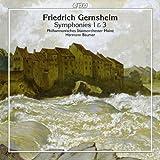 Gernsheim: Symphonies Nos. 1 & 3 [Hermann Bäumer, Philharmonisches Staatsorchester Mainz] [CPO: 777758-2]
