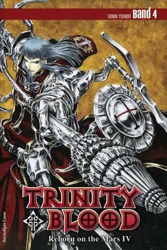 Trinity Blood. Band 4.