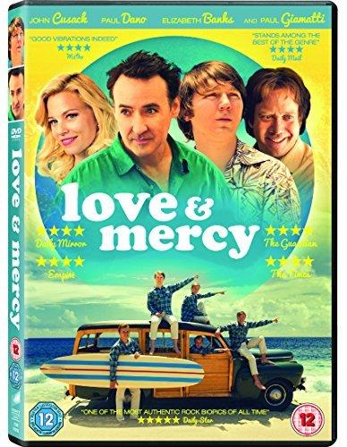 Love & Mercy [DVD] [2015] by John Cusack