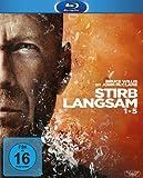 Stirb Langsam 1-5 Blu-Ray oder DVD Box