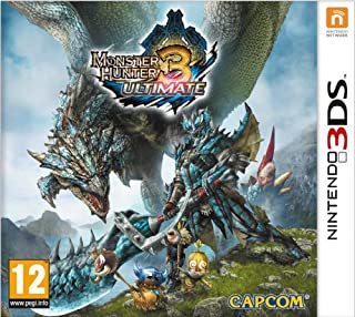 Monster Hunter 3 - Ultimate (B00AMYTK14) | Amazon price tracker / tracking, Amazon price history charts, Amazon price watches, Amazon price drop alerts