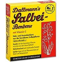 Dallmann's Salbei-Bonbons, 20 St. Bonbons preisvergleich bei billige-tabletten.eu