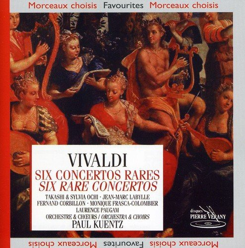 Vivaldi: Sechs Concerti