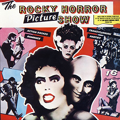 Rocky Horror Picture Show (Pink)