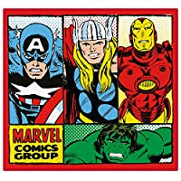 Marvel Comics 'Retro' Rug from Character World