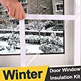 Best Window Insulation Kits - Window Insulation Film, Extra Large and Heavy Duty Review