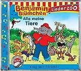 Benjamin Blümchen - Liederzoo: Alle meine Tiere
