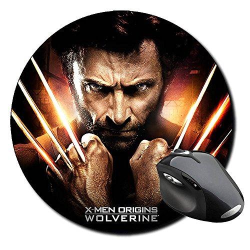x-men-origins-wolverine-hugh-jackman-lobezno-a-round-mousepad-pc