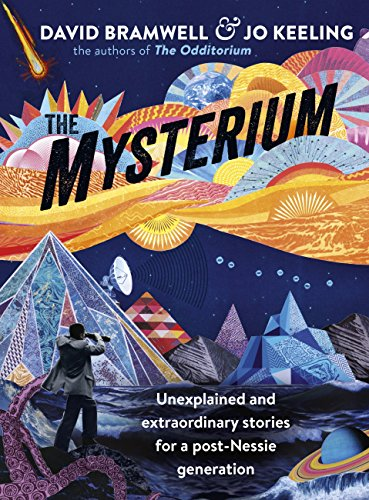 The mysterium unexplained and extraordinary stories for a post the mysterium unexplained and extraordinary stories for a post nessie generation by tinsley fandeluxe Choice Image