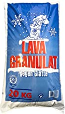 eHygiene Lavagranulat 20 kg, 2-4 mm - als umweltfreundliche Alternative zum Streusalz
