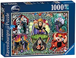 Ravensburger Disney Wicked Women, 1000pc Jigsaw Puzzle