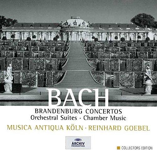 Brandenburgische Konzerte 1-6/Orchestersuiten 1-4