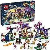 Lego Elves- Lego Salvataggio Magico dal Villaggio dei Goblin Costruzioni Piccole Gioco 870, Multicolore, 41185
