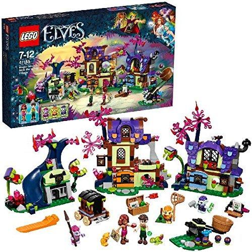 LEGO Elves 41185 - Magische Rettung aus dem Kobold-Dorf, Kreatives Spielzeug -