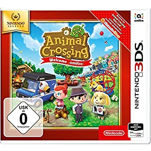 Animal Crossing: New Leaf – Welcome amiibo  – Nintendo Selects – [3DS]