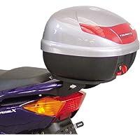 Givi MS SR354 Top Porte-Bagages Monolock pour Yamaha Cygnus X, MBK Flame X