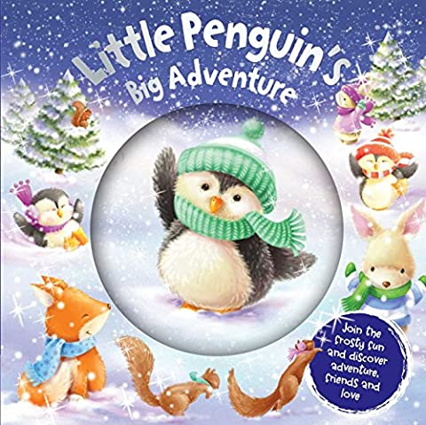 Little Penguin's Big Adventure: Join the Frosty Fun and Discover Adventure Friends and Love